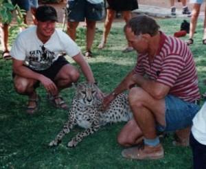 Cheetah and Me