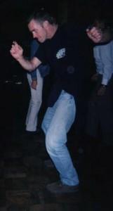 Ryan Dancing