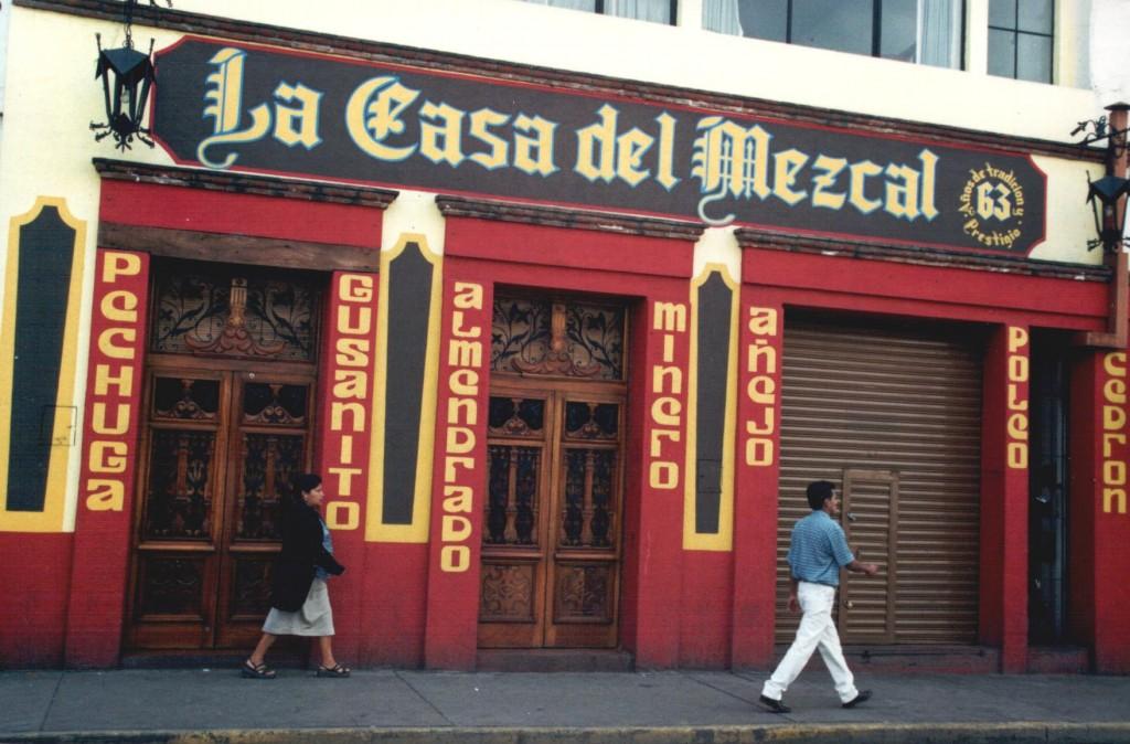 La Casa del Mescal - Oaxaca