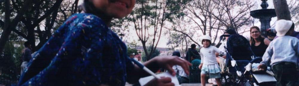 Antigua Street Seller