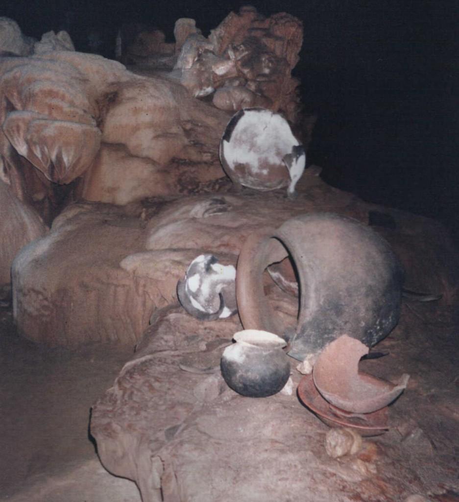 Belize Cave Pots